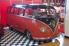 1956 Volkswagen 23 Window Deluxe Sunroof RHD