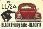 Black Friday Weekend Sale at Airkewld