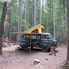 1987 Vanagon w/ Camper Top Zetec Engine $19500 OBO