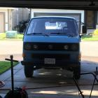 1986 Canadian Vanagon Syncro Doka Price reduced