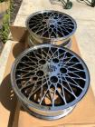 Set of 4 Porsche ATS Wheels Triple Chrome 16x7