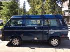 1991 Blue Westfalia full camper