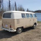 1967 VW microbus - In Canada