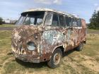 1961 SO-34/35 Westfalia Flipseat Subhatch Bus