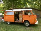 1973 VW Bus Camper Westfalia Awesome shape!