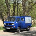 1990 THW Syncro Transporter DoKa