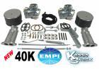 EMPI 40K Kadron Style Dual Carb Kits, Type 1