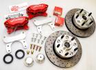 1963-70 VW bus Porsche disc brake kit Wagenswest