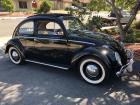 1959 Rag Top VW Bug