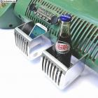 Splitscreen drinks cup holder aluminium Twin