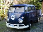 67 Type 2 Double Cab Truck - Very Good Condition