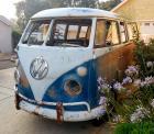 1967 VW Bus Project, Minimal Rust, Running 1600sp