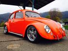 1957 Beetle. Hot VW's Feature Car.