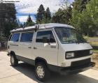 1987 Syncro Westy Camper