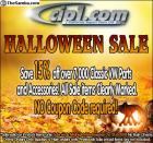 Our 15% Off Halloween Sale is on Now @ Cip1!
