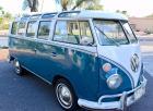 1966 21 Window Walkthru, Super Original Bus!