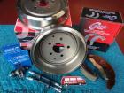 Complete Vanagon Rear Brake Kit 80-91