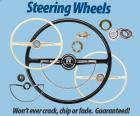 Stock Steering Wheels Guaranteed for Life! - SALE!