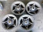 Titanio Venus wheels Nice set wide five 15x6