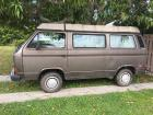 1985 Westfalia Weekender Vanagon project.