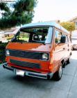 VW 1984 Westfalia Vanagon Camper - Pristine