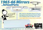 65-66 (+67) Karmann Ghia Rear View Mirror ON SALE!