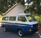 Westfalia Vanagon Restored Paint in/out,seats,eng