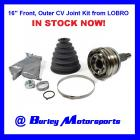 16'' Syncro Front, Outer CV Joint Kit- LOBRO