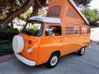 Restored 1974 VW Westfalia Bus Rock Solid