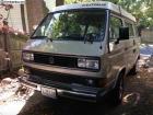 1986-87 Vanagon full camper dove grey int. Subaru