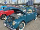 1966 Beetle with Sunroof and VW Beetle Bags