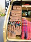 Westy Bravo Clasico Leather Tool Organizer