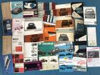 Lots of NOS VW parts, rare literature, manuals etc