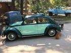 Stock Original 1960 Rag Top Beetle Always CA car