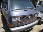 1991 Westfalia needs motor and rust repair