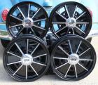 Black Lip BRM Wheels Knockout Edition