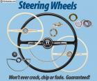 Stock Steering Wheels Guaranteed for Life!