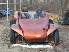 1967 Playboy Dune Buggy ready for final build