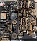 Huge lot of 1950's-70's VW Parts Porsche Ghia