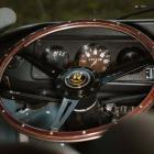 Stealth Baywindow Black woodrim steering wheel