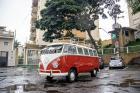 1970 Split Window Bus