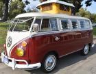 1966 VW Bus SO42 German Deluxe 13 Window