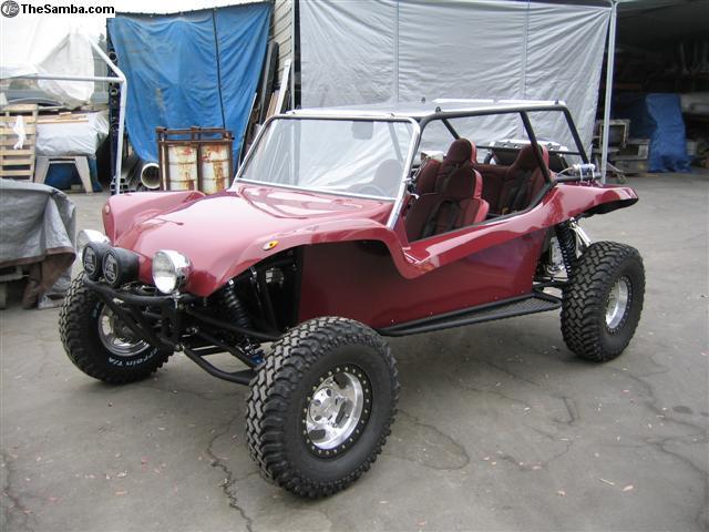 Vw Beetle Dune Buggy Kit - 0425