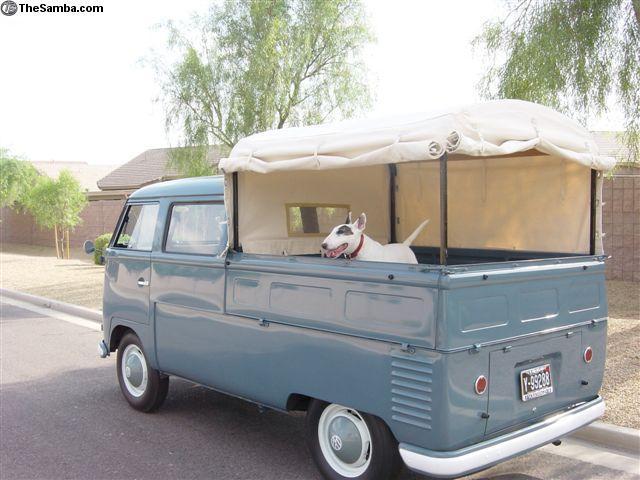 Thesamba Com Vw Classifieds Busware Canopies Tonneaus