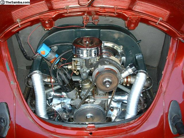 TheSamba com :: VW Classifieds - Rebuilt 1600cc Dual Port Engines