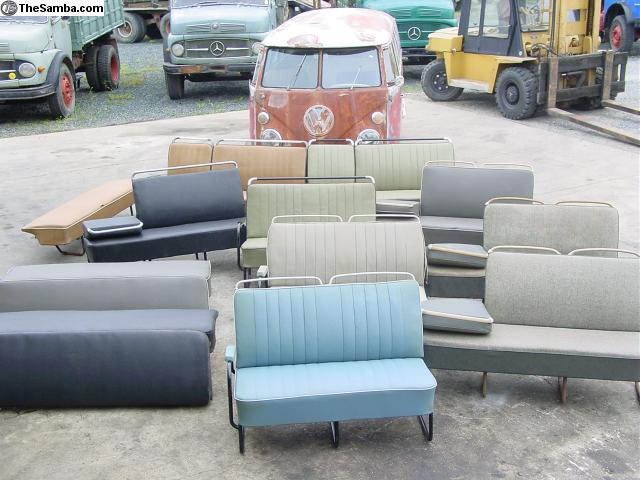 Incredible Thesamba Com Vw Classifieds Split Bus Middle Seats Evergreenethics Interior Chair Design Evergreenethicsorg