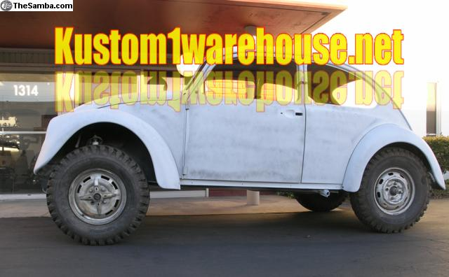 TheSamba com :: VW Classifieds - 3 inch raised VW Bug Ball
