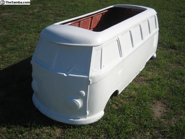 Thesamba Com Vw Classifieds Ultimate Kids Toy Bus Body Go Cart Wagon Soap Box