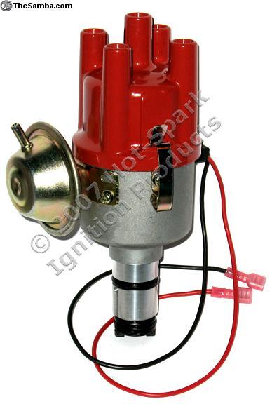 3BOS4U1 Hi-Voltage Electronic Ignition Kit for 4-Cyl JFU4 Bosch Distributor