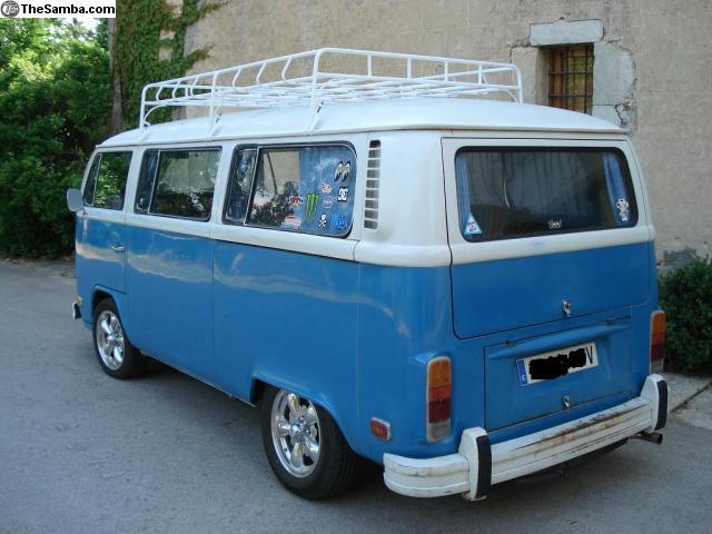 Thesamba Com Vw Classifieds Hwe Bus Roof Rack All